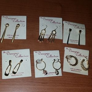 The Designer Collection Bundle of Earrings